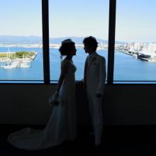 函館湾をふたりじめできます♪