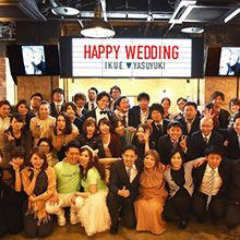 The wedding house Stampede's(スタンピーズ)