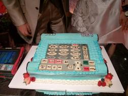 オリジナルケーキをオーダー!