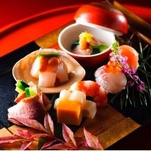 お料理は和テイストでご親族にも嬉しい