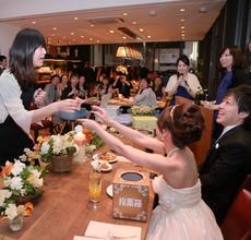 神戸・三宮のブライダル&試食会ならザプレイスコウベ