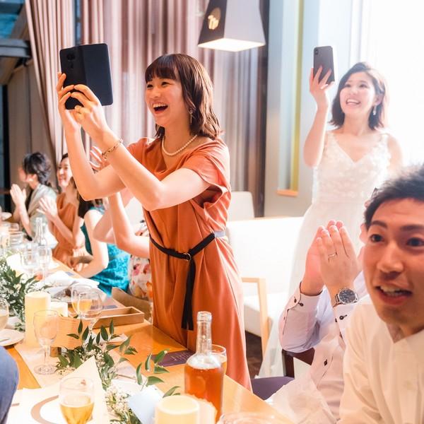 大阪 北堀江マザーズ 1.5次会レストランウエディング