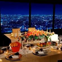 38階からの眺望もゲストへのプレゼント♪