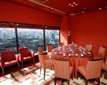 大阪城が見える個室『リビー』