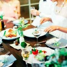 結婚式をパーティーに☆完全会費制で叶う最旬コスパウェディング