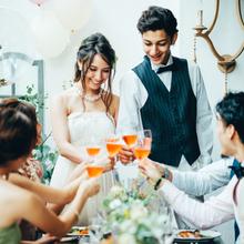 Party Weddingだから叶うリーズナブルなおしゃれ婚