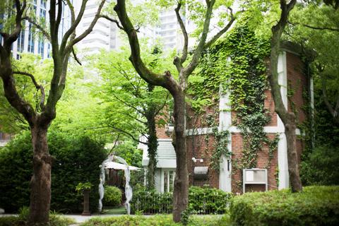 緑に囲まれた邸宅をまるごと貸切!