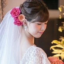 大人可愛いご結婚式