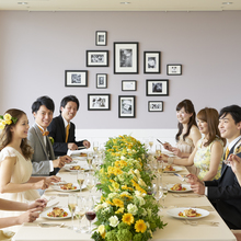 KKRホテル大阪 大阪 少人数ウエディング 結婚式 おめでた