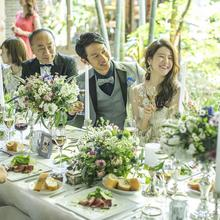 先輩花嫁の人気No.1料理とシェフのおすすめを無料で試食♪