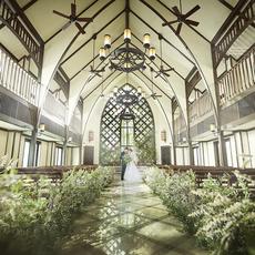 花嫁の憧れが詰まった空間