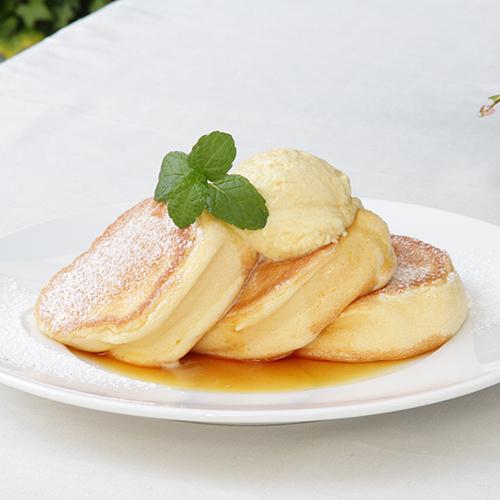 フワッフワの『幸せのパンケーキ』