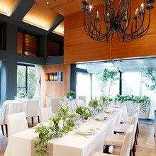 WEDDING RESTAURANT en vue