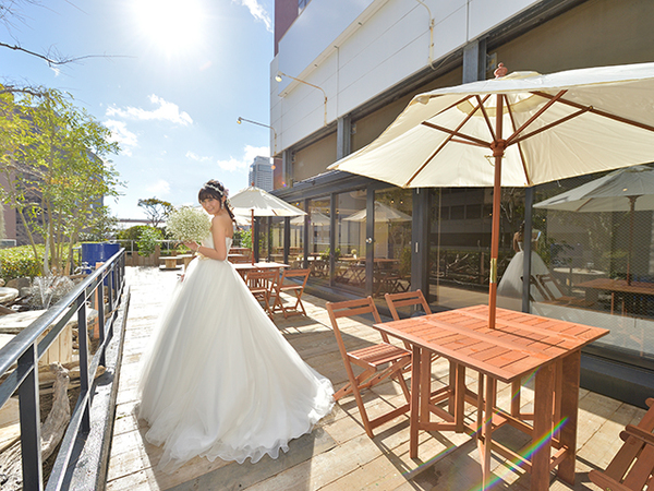 ザ・ルーフトップ カフェ【THE Roof Top Cafe】の画像