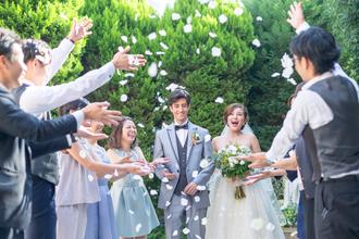 お2人とゲスト様の笑顔あふれるご結婚式をお届け