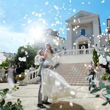 ★青空×大階段★ 花嫁の憧れを詰め込んで!