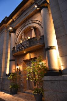 「旧六十八銀行」をリノベーション