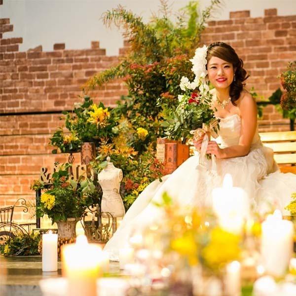 大阪 結婚式 海外リゾート風 ガーデンウェディング