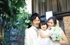 フルコース 1.5次会 会費制 結婚式