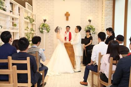 リトルメリー教会 結婚式 料金プラン 挙式のみ 格安 会食