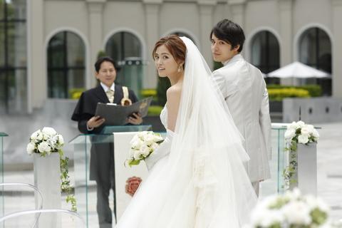 日本国内でも大変珍しい『シビル挙式』を執り行えます。ゲストの皆様の心に残る結婚式をエクシブ有馬離宮で、、、