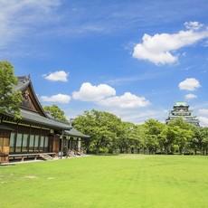 大阪城を借景に披露宴が可能