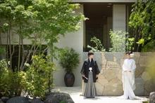 京都らしい和の結婚式を求められている方にはピッタリ!
