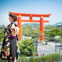 平安神宮まで徒歩5分 神社式も多くご案内しております