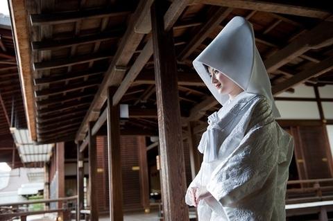 神社・仏閣挙式のサポートも充実してます。