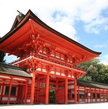 人気の下鴨神社