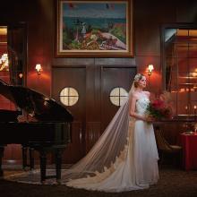 大人花嫁の憧れを贅沢に実現する非日常空間