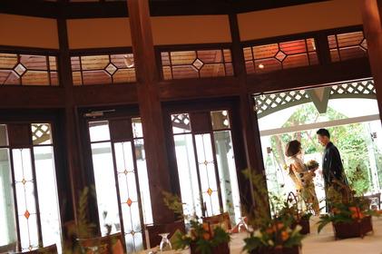 安城レストランウエディング茶寮花の宴