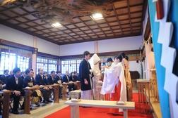 日本人らしい結婚式