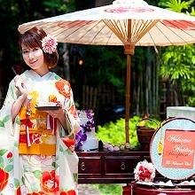 浜松八幡宮で神前式