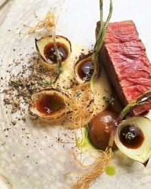 牛肉幻の部位 シャトーブリアンのステーキ
