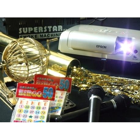 幹事様サポート!様々な備品、設備の貸し出しのご用意がございます