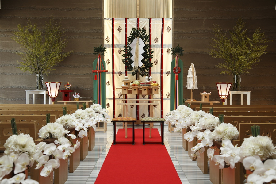 ホテルアークリッシュ豊橋で和婚