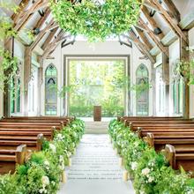 厳かな教会式