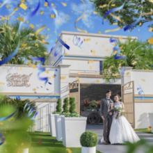 星空チャペルと広大なガーデン邸宅の会場が新しくオープン!