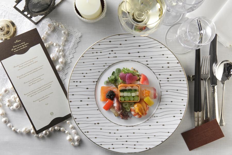 身体の優しさ、ゲストの健康まで気遣うル・アンジェの京野菜料理