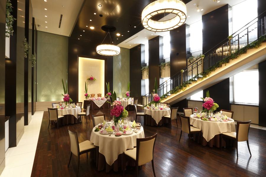 レストランVITRA 結婚式 料理