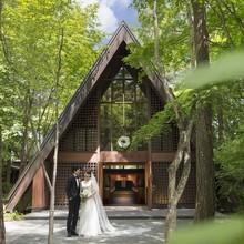 非日常感あふれる軽井沢で、旅行をかねたウエディングを