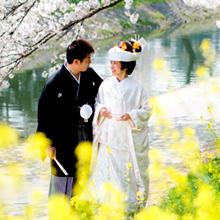 日本に受け継がれてきた伝統的なお衣裳で是非結婚式を☆