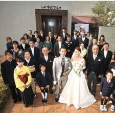 テレビドラマも監修中!有名な落合シェフのレストランで結婚式