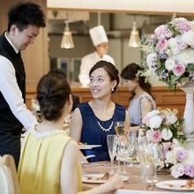 ゲスト目線の結婚式