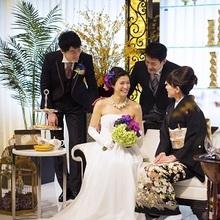 初めての見学の方でも安心♪ラグナスイートの結婚式を体感♪