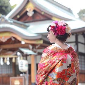 成海神社 ロケーション撮影