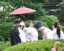 「名古屋」の和婚のご相談は「成海神社」