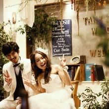 森の結婚式