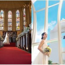 大聖堂&リゾート挙式